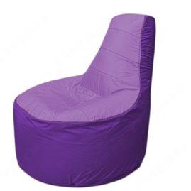 Живое кресло-мешокТрон Т1.1-1718(сиренивый-фиолетовый)