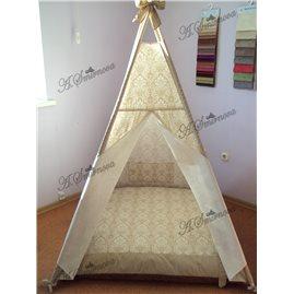 Игровая палатка - вигвам 01