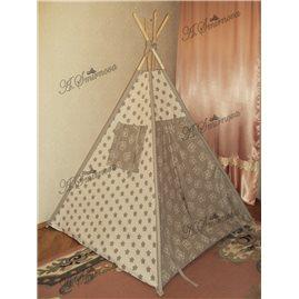Игровая палатка - вигвам 05