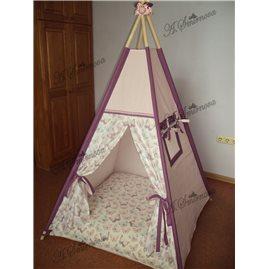 Игровая палатка - вигвам 06
