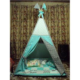 Игровая палатка - вигвам 10