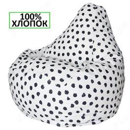 Кресло-мешок Груша Долматин