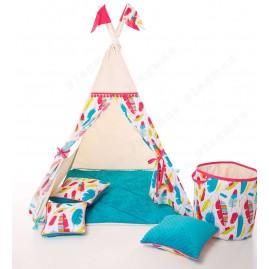 Игровая палатка - вигвам 16