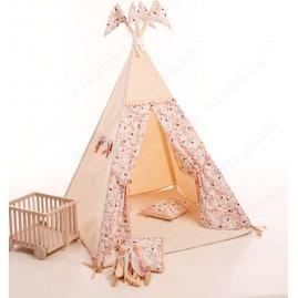Игровая палатка - вигвам 21
