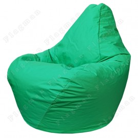 Кресло-мешок Груша Мини чёрное