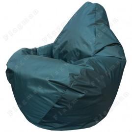 Кресло-мешок Груша Мини зелёное
