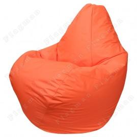 Кресло-мешок Груша Мини оранжевае