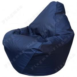 Кресло-мешок Груша Мини серое