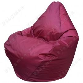 Кресло-мешок Груша Мини тёмно-синее