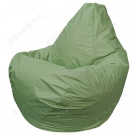 Кресло-мешок Груша Мини оливковое