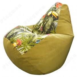 Кресло-мешок Груша Liverpool star 08