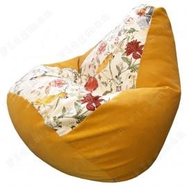 Кресло-мешок Груша Verona+Тукан