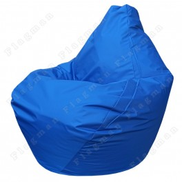 Кресло-мешок Груша Мини синее