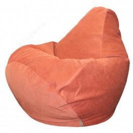 Кресло-мешок Груша Verona 49 (Terracotta)
