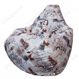 Кресло-мешок Груша Retro
