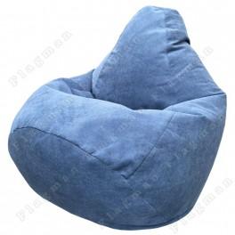 Кресло-мешок Груша Verona 27 (Jeans blue)