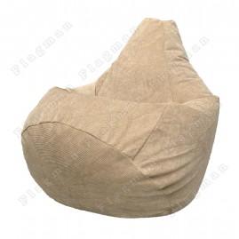 Кресло-мешок Груша Verona 34 (White coffee)