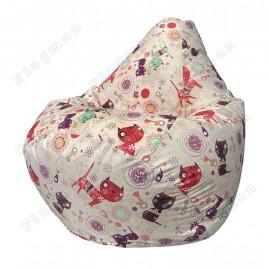 Кресло-мешок Груша Сats 01