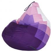 Живые кресла-мешки Груша (оксфорд / дюспо) разноцветные