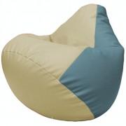 Живые кресла-мешки Груша (экокожа) разноцветные
