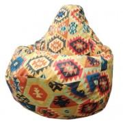Живые кресла-мешки Груша (велюр)